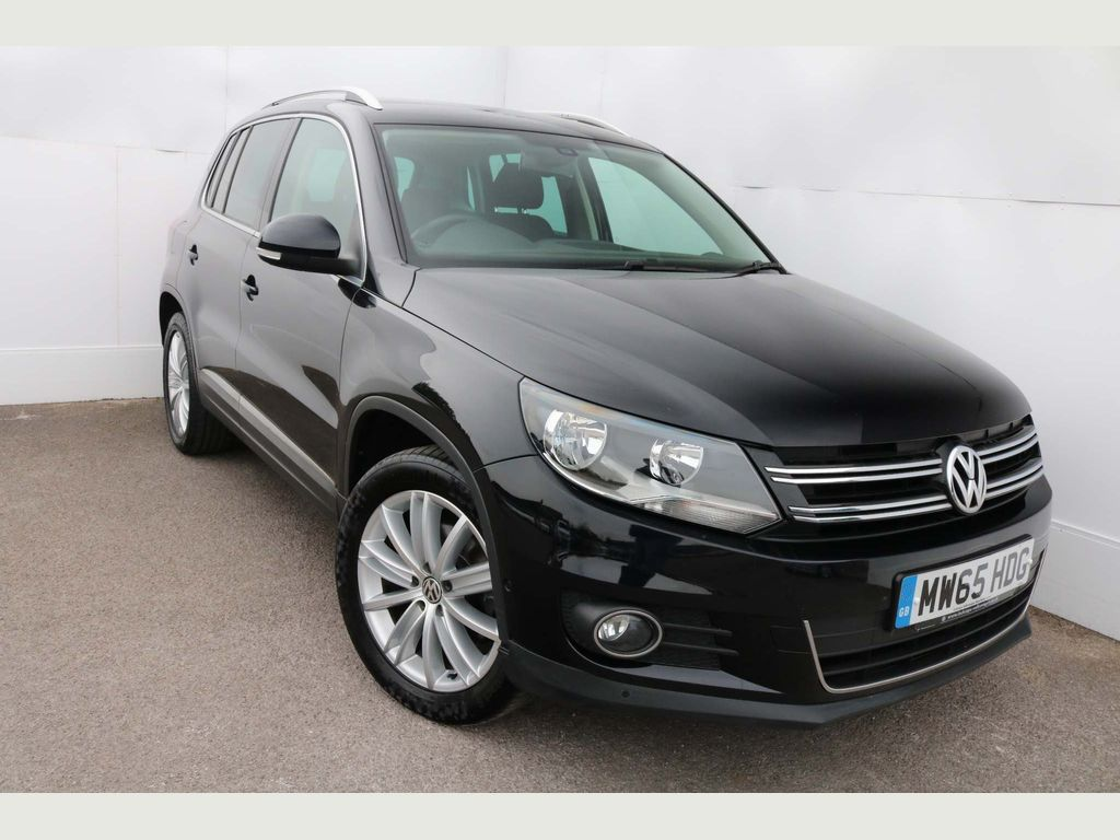 VOLKSWAGEN TIGUAN SUV 2.0 TDI BlueMotion Tech Match Edition (s/s) 5dr