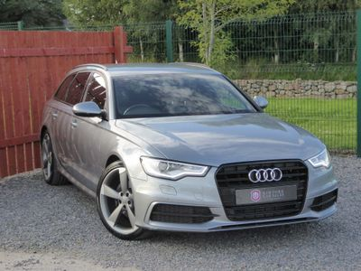 AUDI A6 AVANT Estate 2.0 TDI Black Edition Multitronic 5dr