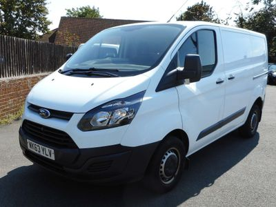 FORD TRANSIT CUSTOM Other 2.2 TDCi 270 L1H1 Panel Van 5dr