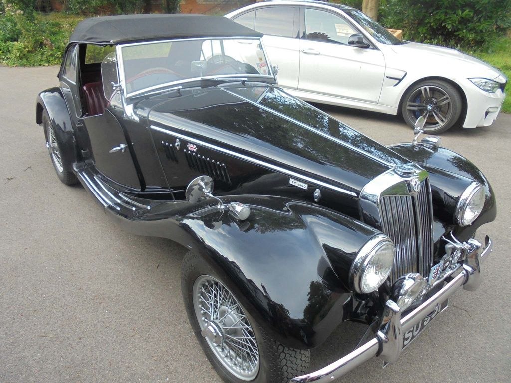 MG TF Convertible