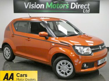 Used SUZUKI Cars for sale in St Helens, Merseyside | Vision