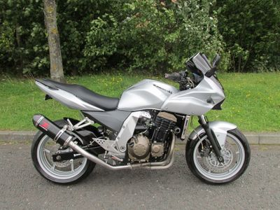 KAWASAKI Z750 Sports Tourer Z750S