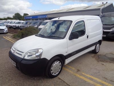 CITROEN BERLINGO Car Derived Van 1.9D 600D LX Panel Van 1868cc