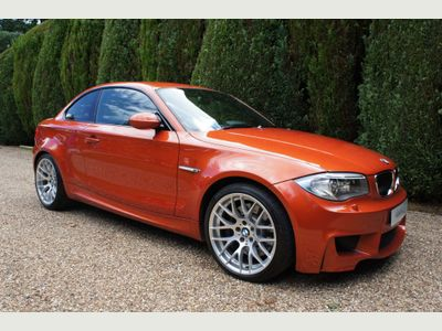 BMW 1 SERIES Coupe 3.0 M 2dr
