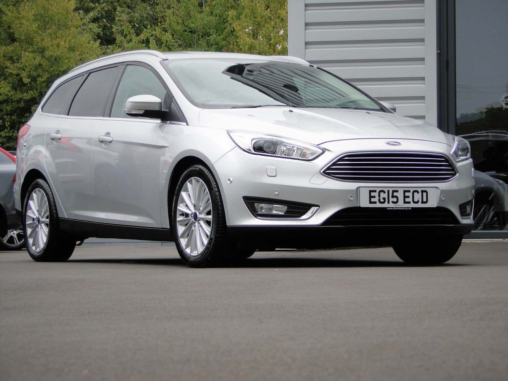 FORD FOCUS Estate 1.5 T EcoBoost Titanium X (s/s) 5dr