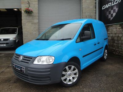 VOLKSWAGEN CADDY Other 2.0 SDI PD C20 Panel Van 4dr