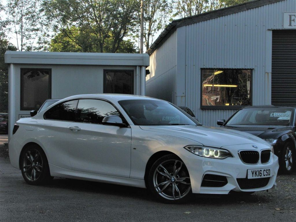 BMW 2 SERIES Coupe 3.0 M240i (s/s) 2dr