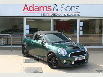 MINI ROADSTER Convertible 1.6 Cooper S Roadster 2dr