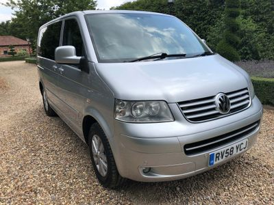 VOLKSWAGEN CARAVELLE MPV {Edition unlisted}