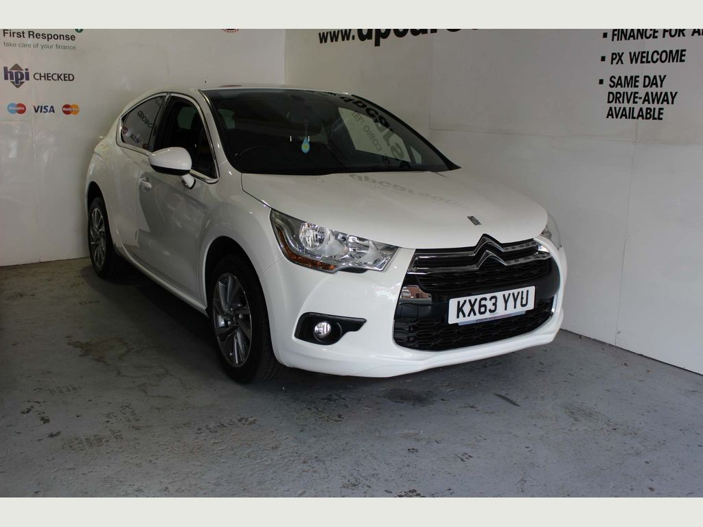 CITROEN DS4 Hatchback 1.6 VTi DSign 5dr