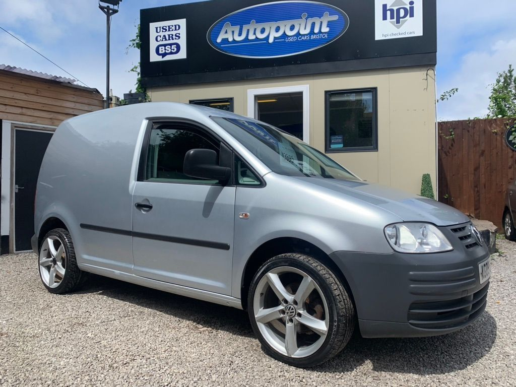 VOLKSWAGEN CADDY Other 1.9 TDI PD C20 Panel Van 4dr