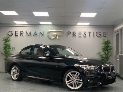 BMW 2 SERIES Coupe 1.5 218i M Sport (s/s) 2dr