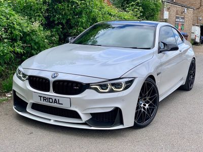 BMW M4 Coupe 3.0 BiTurbo Competition Pack DCT (s/s) 2dr
