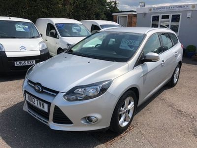 FORD FOCUS Estate 1.6 TDCi Zetec 5dr