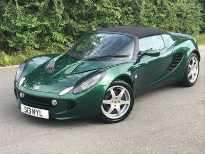 LOTUS ELISE Convertible 1.8 2dr