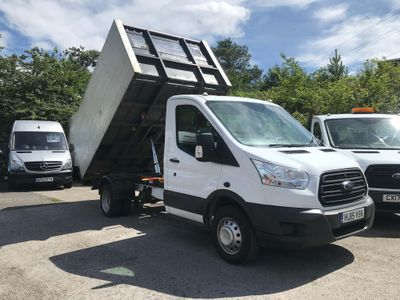 FORD TRANSIT Tipper 2.2 TDCi 350 L2H1 1-Way Tipper RWD 2dr