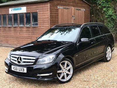 MERCEDES-BENZ C CLASS Estate 1.8 C180 BlueEFFICIENCY Sport Edition Edition 125 G-Tronic 5dr