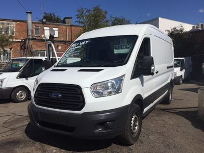 FORD TRANSIT Panel Van 2.0 310 L3H2 5dr