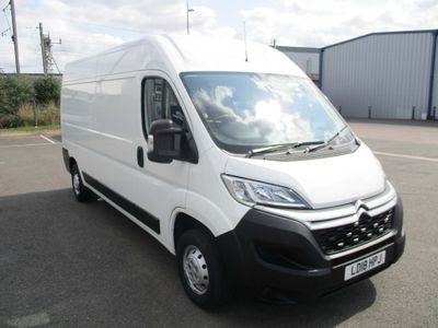 CITROEN RELAY Panel Van 2.0 BlueHDi 35 Enterprise L3H2 Panel Van 5dr (EU6)