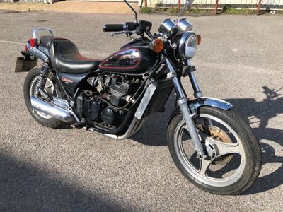 KAWASAKI ELIMINATOR Custom Cruiser 400