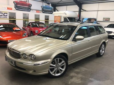 JAGUAR X-TYPE Estate 2.0 D Sovereign 5dr