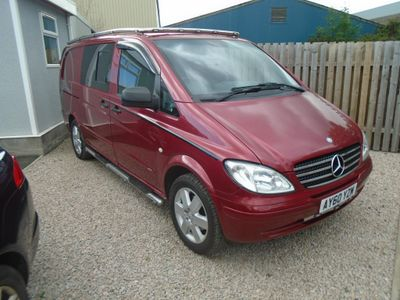MERCEDES-BENZ VITO Other 2.1 111CDI Long Panel Van 5dr
