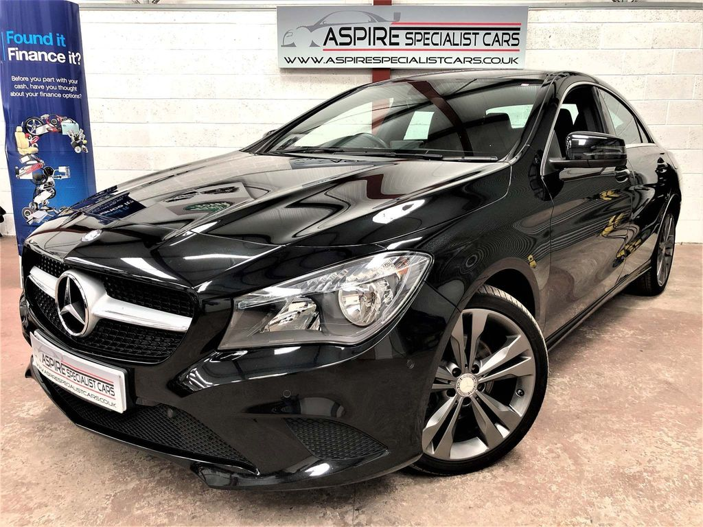 Used Mercedes-benz Cla Class Coupe 2 1 Cla220 Cdi Sport 7g