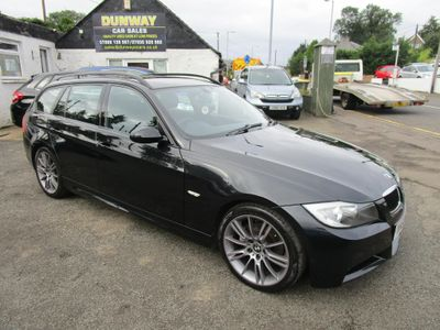 BMW 3 SERIES Estate 2.0 318i M Sport Touring 5dr