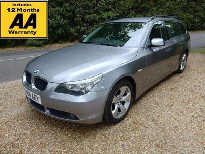 BMW 5 SERIES Estate 3.0 530d Sport Touring 5dr