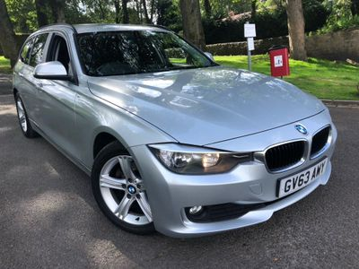BMW 3 SERIES Estate 2.0 320d BluePerformance SE Touring (s/s) 5dr