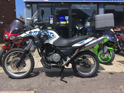 BMW G650 Adventure 650 GS