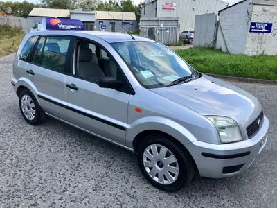 FORD FUSION Hatchback 1.4 1 5dr