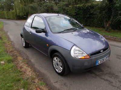 FORD KA Hatchback 1.3 Design II 3dr