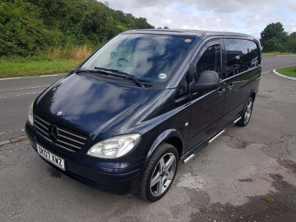 MERCEDES-BENZ VITO Unlisted {Edition unlisted}
