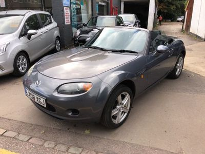 MAZDA MX-5 Convertible 1.8 2dr