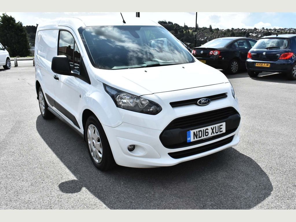 FORD TRANSIT CONNECT Other 1.6 TDCi L1 200 Trend Panel Van 4dr