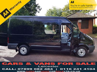 FORD TRANSIT Combi Van 2.2 TDCi 280 M Trend Medium Roof Double-Cab-in-Van 3dr (MWB)