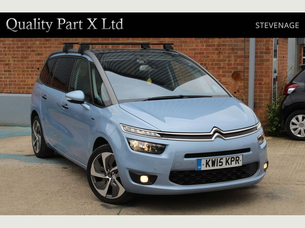 CITROEN GRAND C4 PICASSO MPV 2.0 BlueHDi Exclusive+ EAT6 (s/s) 5dr