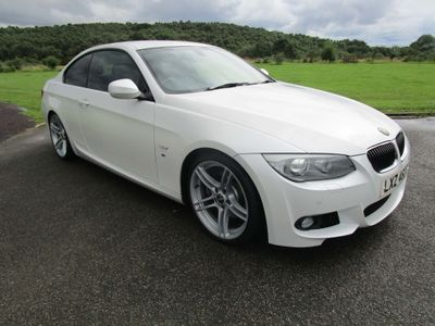 BMW 3 SERIES Coupe 3.0 325d M Sport 2dr