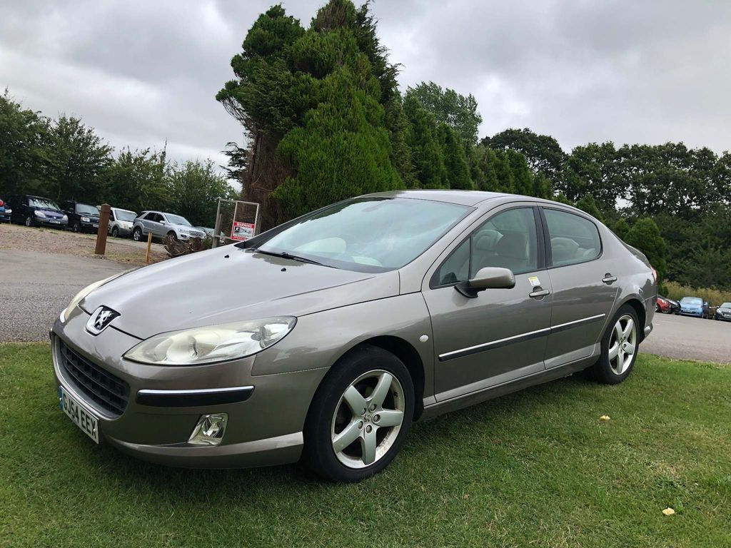 PEUGEOT 407 Saloon 2.0 HDi SV 4dr