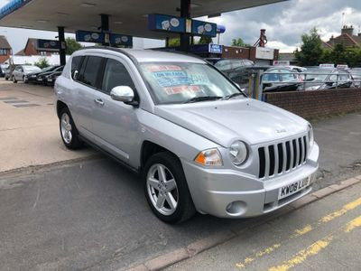 JEEP COMPASS SUV 2.0 CRD Limited 4x4 5dr