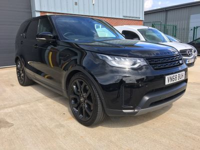 LAND ROVER DISCOVERY Other 3.0 SE 5dr