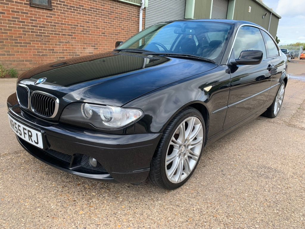 BMW 3 SERIES Coupe 2.2 320Ci SE 2dr
