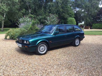BMW 3 SERIES Estate 1.8 318i Luxury 5dr
