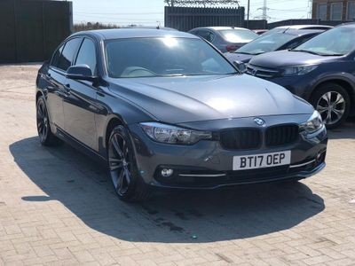 BMW 3 SERIES Saloon 2.0 320i Sport Auto (s/s) 4dr