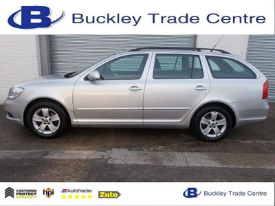SKODA OCTAVIA Estate 1.6 TDI CR GreenLine 5dr