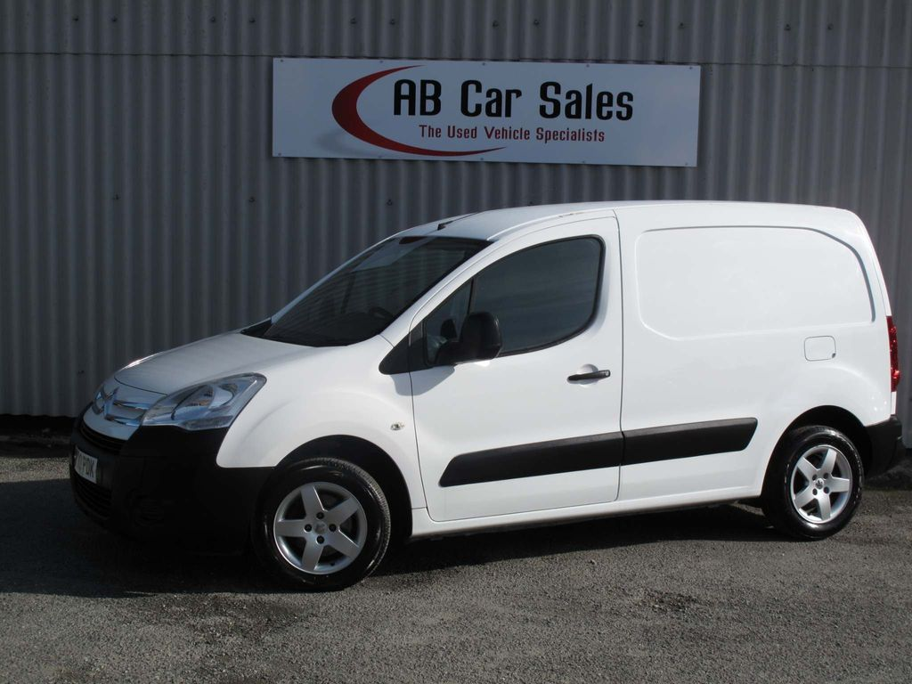 CITROEN BERLINGO Other 1.6 HDi L1 625 X Panel Van 4dr