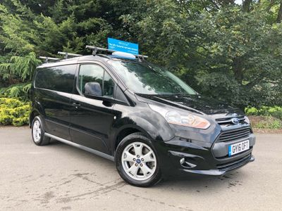 FORD TRANSIT CONNECT Other 1.6 TDCi L2 240 Limited Panel Van 4dr