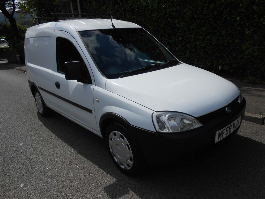 VAUXHALL COMBO Other 1.7 CDTi 16v 1700 Panel Van 3dr
