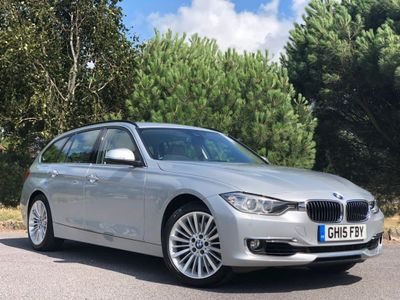 BMW 3 SERIES Estate 3.0 335d Luxury Touring Sport Auto xDrive (s/s) 5dr